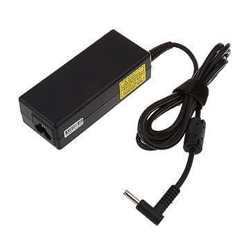 TOOGOO (R) para portátil HP Fuente de alimentación cargador ...