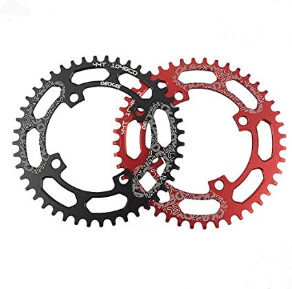 104BCD 32-52T Mountain Chainring Bolts Narrow Wide Chainwheel Bike Chain Ring