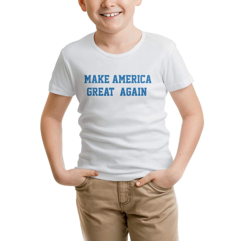 Websi Wihey Make America Great Again Fashion Boys t-Shirts Teenagers