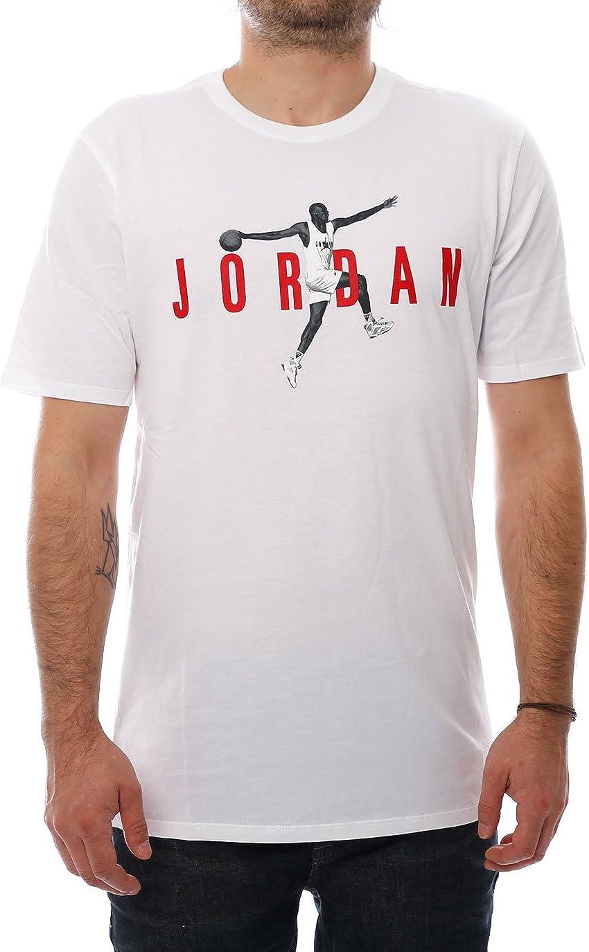 Nike Air Jordan Camiseta de Manga Corta 3XL: Amazon.es: Ropa y accesorios
