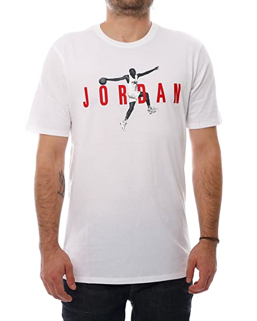 Nike Air Jordan Camiseta de Manga Corta 2XL