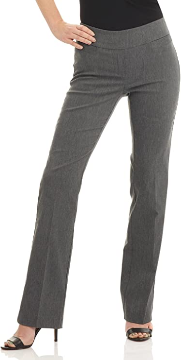 Cotton Mix Ladies Cropped Trousers Pockets 9 Colours Sizes:12 14 16 18 20 22 24