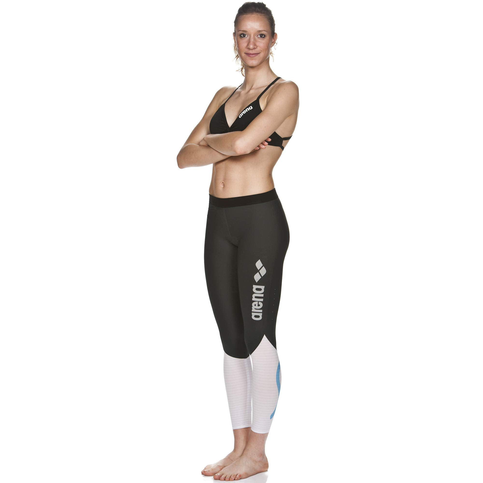 arena W Carbon Compression Long Tights by arena (Image #5)