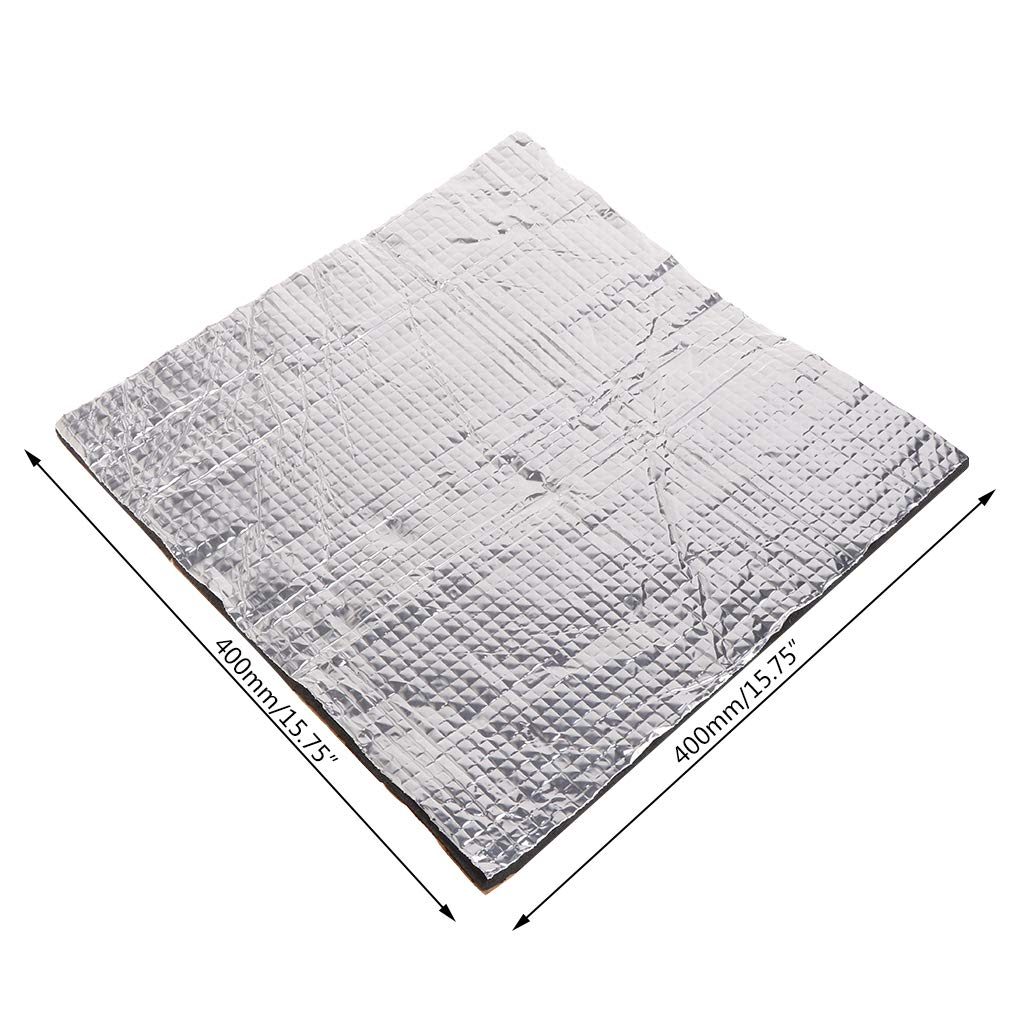 JUNESUN Plaque chauffante Feuille autocollante Tapis Chauffant Autocollant pour lit Chauffant Isolant Thermique Coton