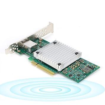 Tosuny Procesador X550-T1 Gigabit Ethernet PCI Express de 10 ...