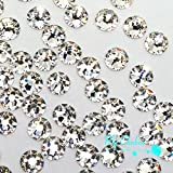 36 pcs Crystal (001) clear Swarovski NEW 2088
