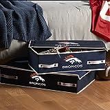 Franklin Sports NFL Denver Broncos Under The Bed