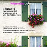 Honegger: Summer Pastoral / Symphony No. 4 / Christmas Cantata