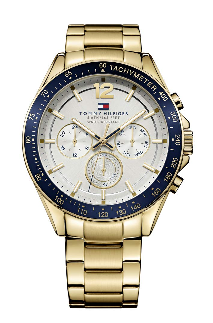 Men's 1791121 Sophisticated Sport Gold-Tone Stainless Steel Watch