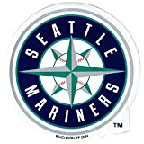 MLB Seattle Mariners WCR20498041 Premium Acrylic Carded Magnet,