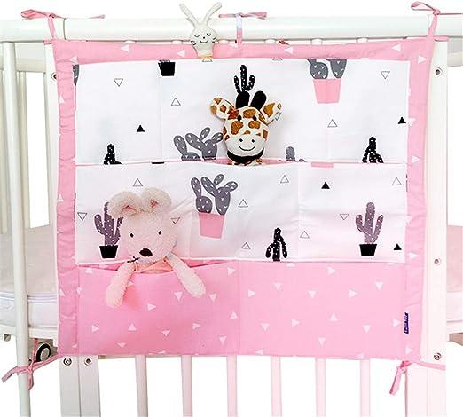 9 Pockets Hanging Over Door Wall Sock Crib Baby Organiser Storage Bag
