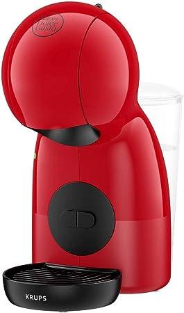 Krups Piccolo XS KP1A05 - Cafetera cápsulas Nestlé Dolce Gusto de 15 bares de presión y 1500