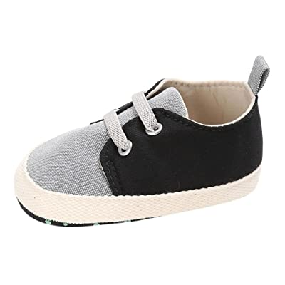 92fd713fe70 Amiley Baby Infant Kids Girl boys Soft Sole Crib Toddler Newborn Outdoor  Sneaker Shoes