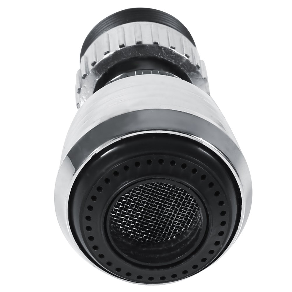 SoarUp 360 Degree Rotate Aerator Diffuser Faucet Nozzle Filter Adapter Kitchen Sprayer Head Water Saving Taps