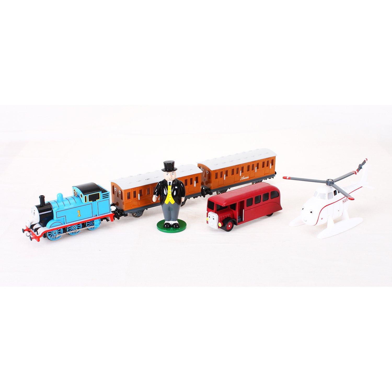 Bachmann TrainsデラックスThomas and Friends特別なready-to-run Hoトレインセット B0006KQGIE