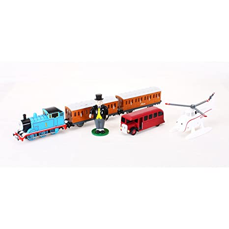 Thomas and Friends: Harolds Mail Delivery Set