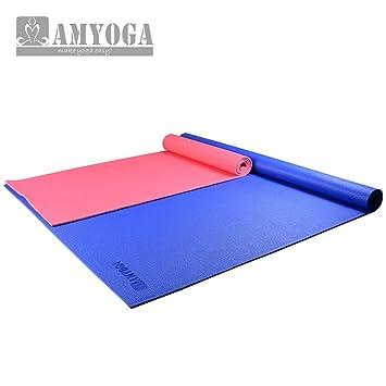 yogamatte breit