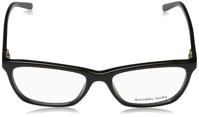 e3a7faeb84f2 Michael Kors SADIE V MK4026 Eyeglass Frames 3005-53 - Black MK4026-3005-53  at Amazon Women's Clothing store: