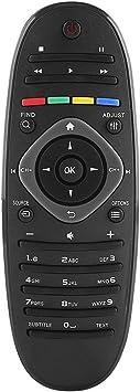 Fosa Mando a Distancia, Control Remoto Universal de Reemplazo para Philips TV / DVD / AUX.: Amazon.es: Electrónica
