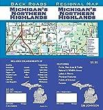 Michigan - Northern Highlands, Michigan Regional Map