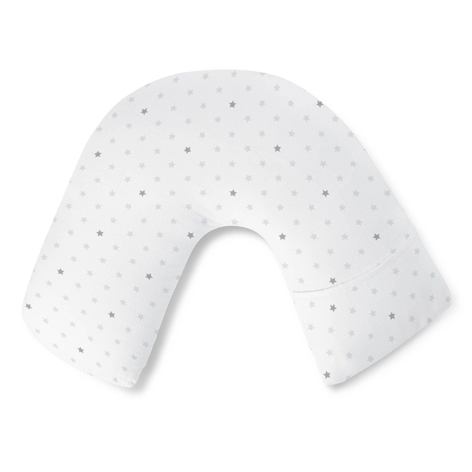 aden by aden + anais Nursing Pillow Cover, Dove by aden by aden + anais