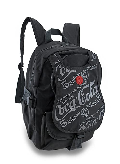 e010c5fae27d Coca-Cola Nylon Backpack