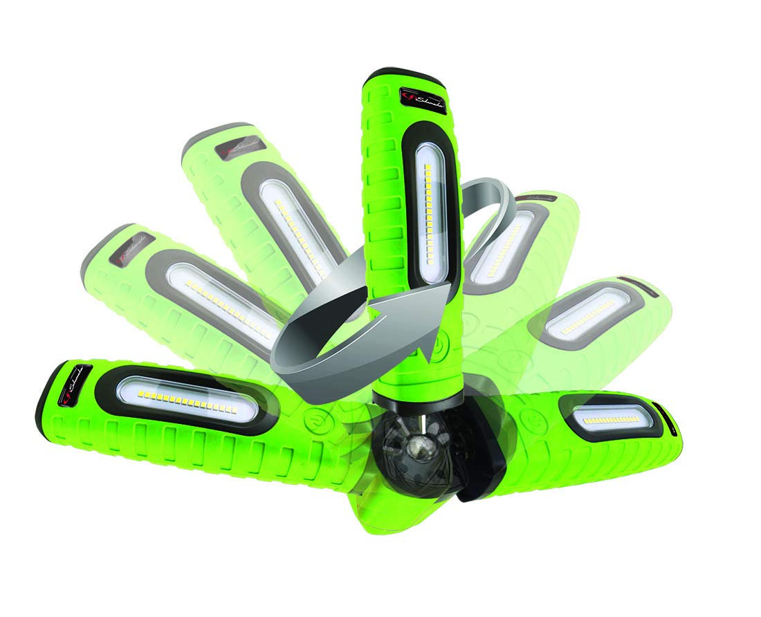 Schumacher SL137GU 360 Degree Plus Cordless Work Light, Green by Schumacher (Image #5)