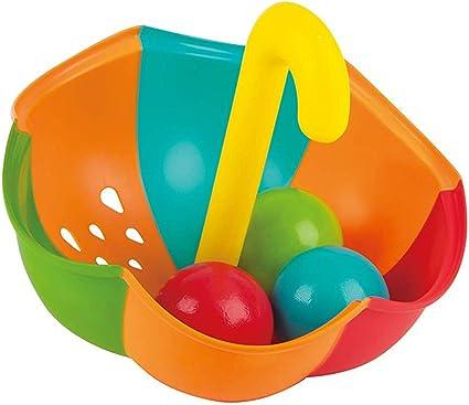 Hape E0206 Kids Little Splashers Rainy Day Catching Set Bath Toy