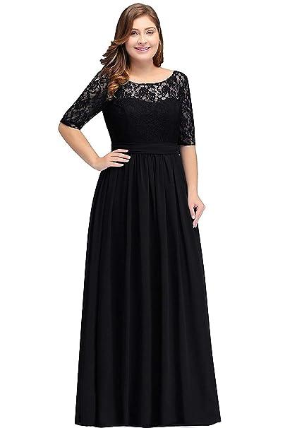 01f0bd0f301 Aashish Garments Black Flower Style Net Georgette Women Maxi Dress (Black