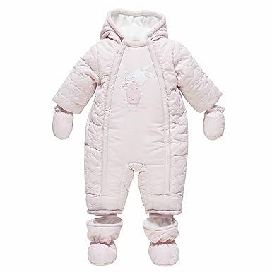 online store e948a 1ca2b Chicco - Tuta da Neve, bambina, Rosa (Rose), 3 mesi: Amazon ...