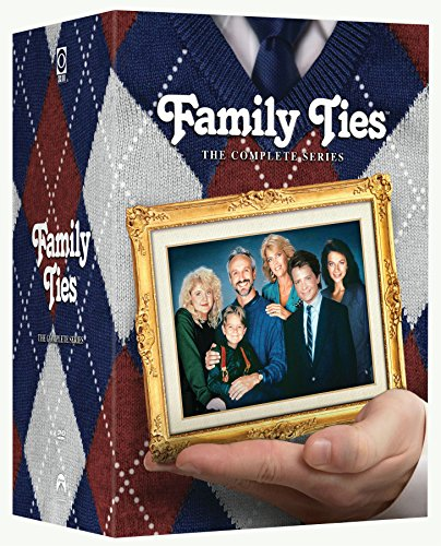 (Family Ties: The Complete Series)