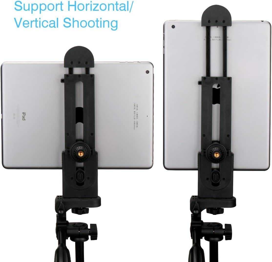 ULANZI Soporte de trípode Universal 2 en 1 para iPad Pro, iPad Air ...