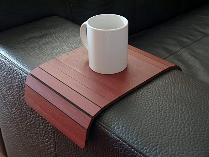 Sensational Amazon Com Wooden Slinky Sofa Table For Armrest In Many Cjindustries Chair Design For Home Cjindustriesco