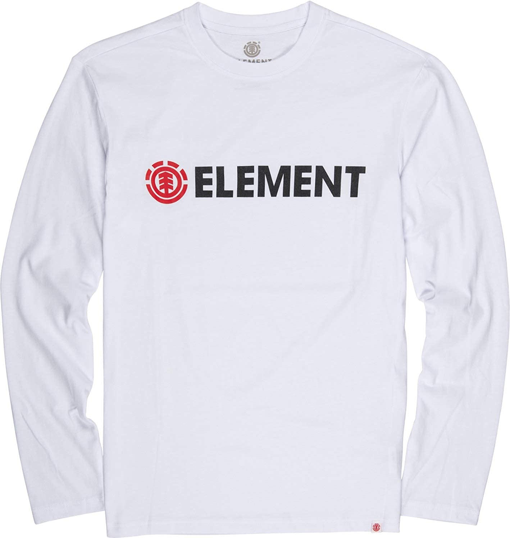 Element Blazin LS T-Shirt Uomo