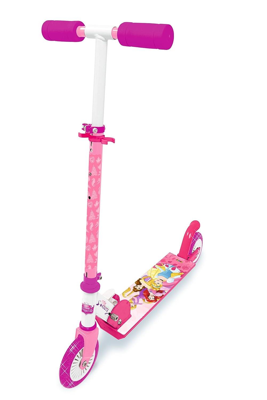 Smoby 750328 - Disney Princess Roller con Freno Plegable ...