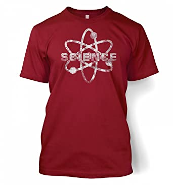 d2ff650b7 Science T-shirt - Cardinal Red Large (42/44