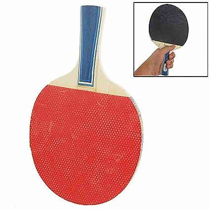 Wooden Pong Grip Tiempo Libre – Raqueta de tenis de mesa Paddle