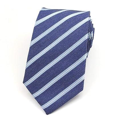 Amazon.com : WYJW Los Hombres atan 100% Traje de seda ...