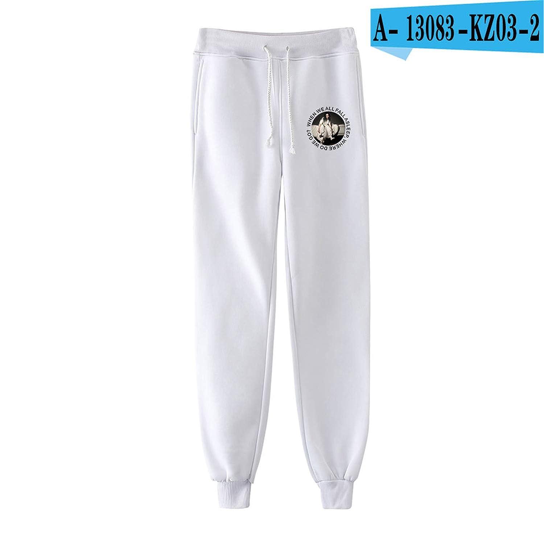 MERRYDAY Pantalones de chándal para Mujer y Hombre, diseño de ...