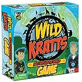 Pressman Toys Wild Kratts Race Around The World Board Game