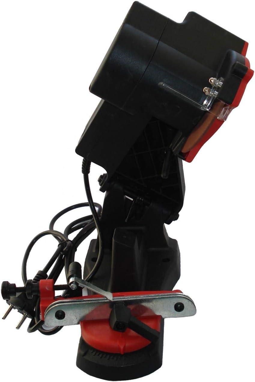Afilador de cadenas semi-profesional eléctrico 85 vatios