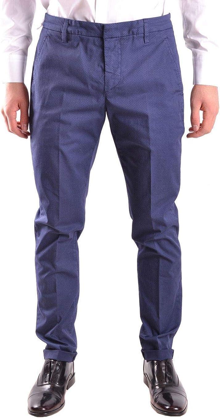 Dondup Luxury Fashion Mens UP235FS129UPTD853 Blue Pants | Spring Summer 20 61qCm9wfENLUL1350_