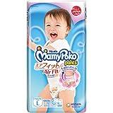 MamyPoko Air Fit Pants Boy, L, 44ct (Packaging may vary)