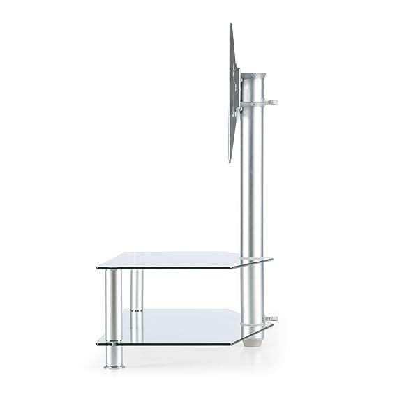 AUNA FAVS19 Soporte de televisión y Home Cinema - TV Plano, Plasma y LCD, 94-127 cm (37-50