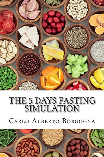 The 5 days fasting simulation: A four seasons recipes collection with precise portions for men and women