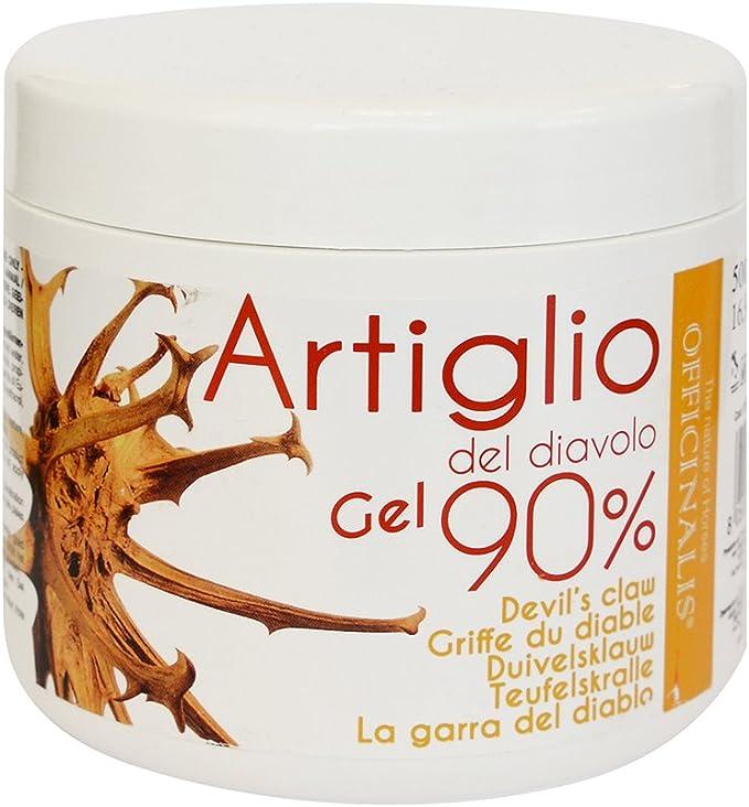 OFFICINALIS ARNICA 90/% GEL CAVALLI 500 GR ANTINFIAMMATORIO,DISTORSIONI,TRAUMI