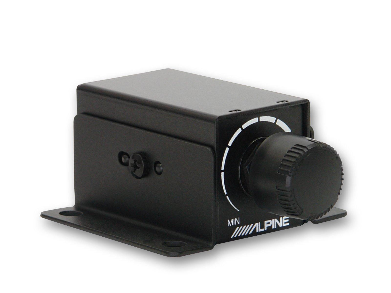 Alpine RUX-KNOB Remote Bass Knob by Alpine