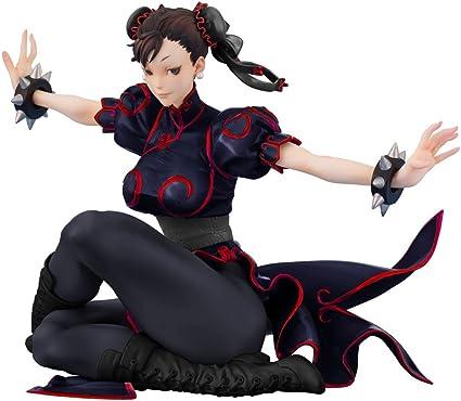 Fighters Legendary Chun-Li PVC Figure Embrace Japan Embracejapan Street Fighter III 3rd Strike 1:8 Scale