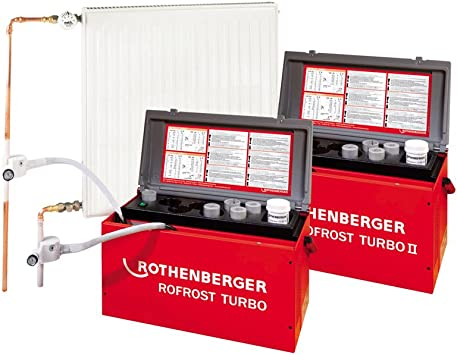 ROTHENBERGER 62203 - Congelador tuberia rofrost turbo 2