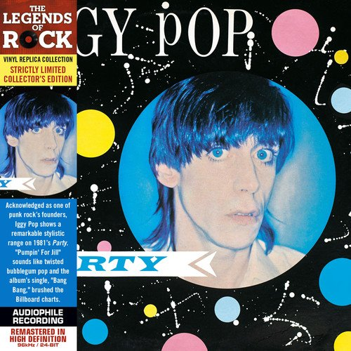 Party - Cardboard Sleeve - High-Definition CD Deluxe Vinyl Replica]()
